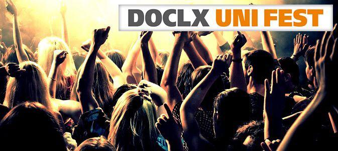 DocLX Uni Fest allgemein